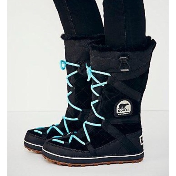 786423299ba Sorel Glacy Explorer Tall Weather Boot. M 5a9b211dc9fcdf5f86346dc8